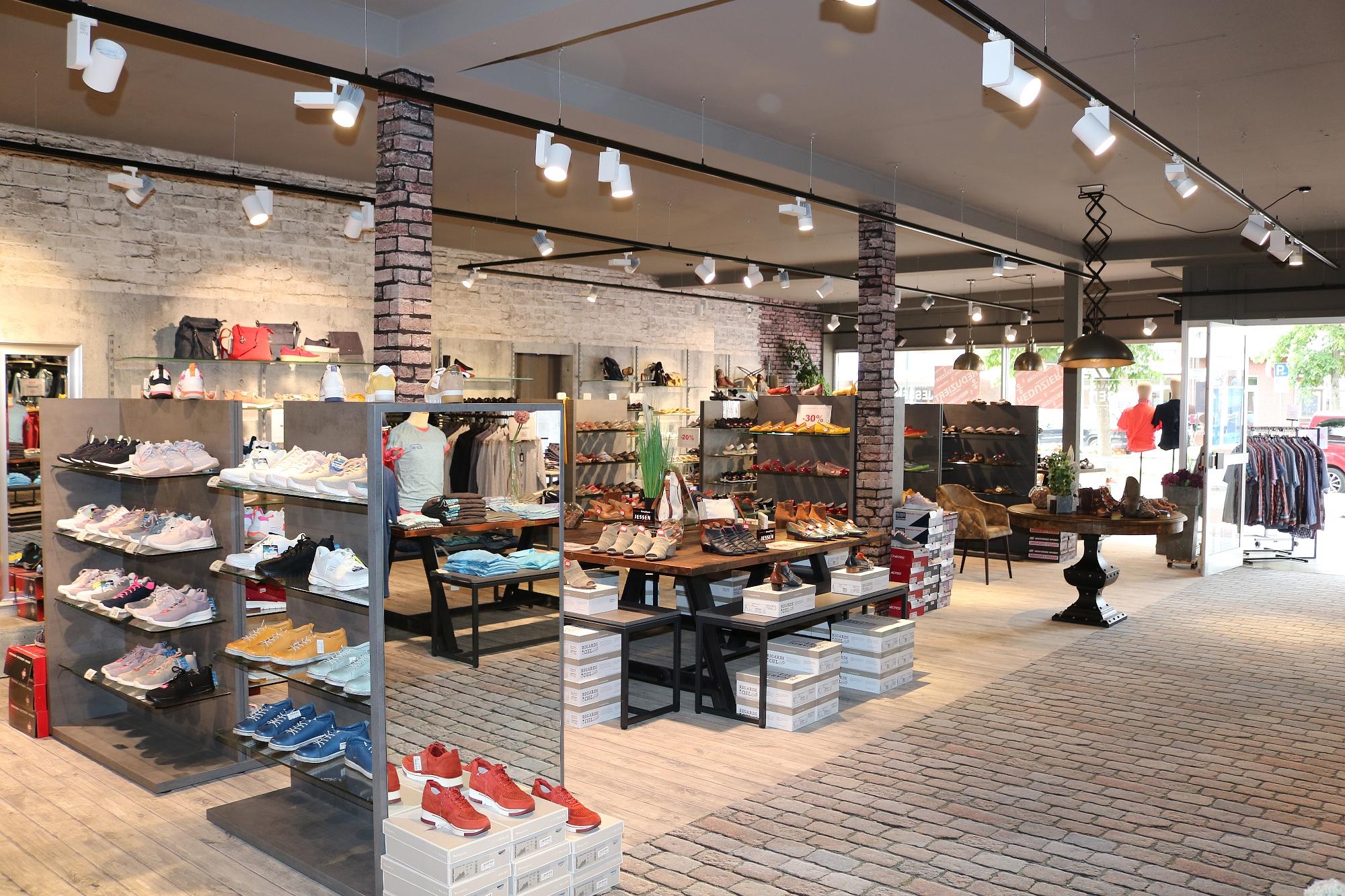 2020 Neueröffnung Schuhhaus Jessen Odin 1