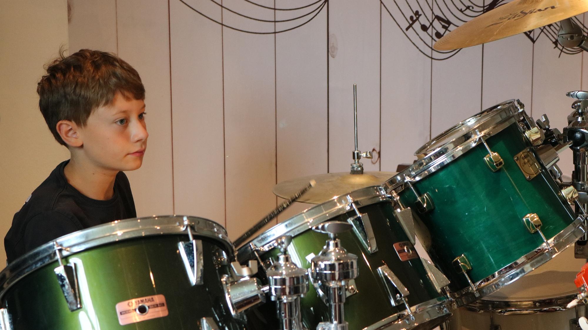 202007 Bandprobe FP Musikschule Harmonie 11
