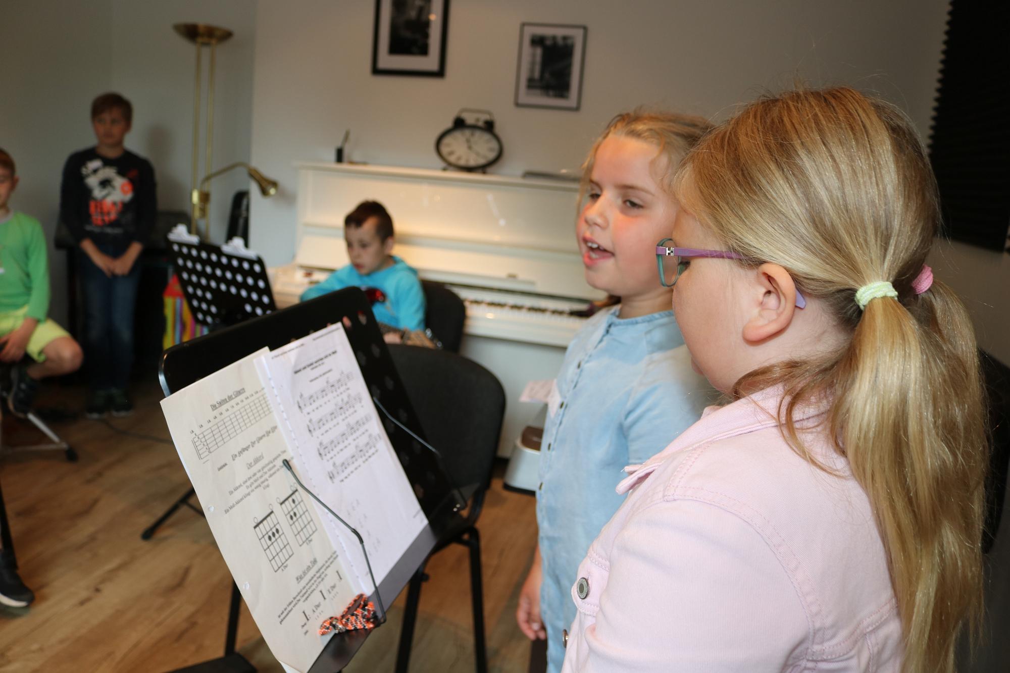 202007 Bandprobe FP Musikschule Harmonie 14