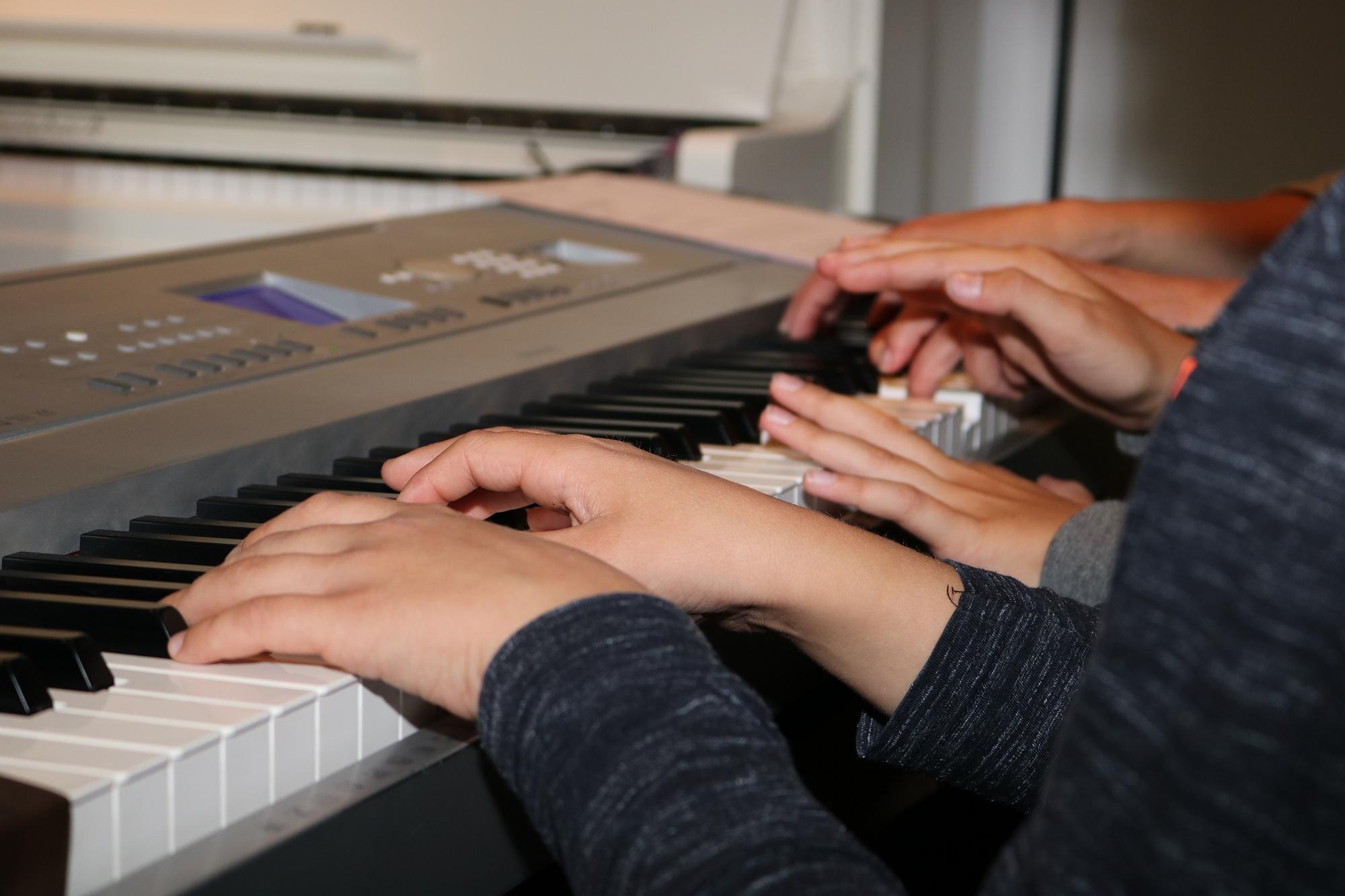 202007 Bandprobe FP Musikschule Harmonie 18