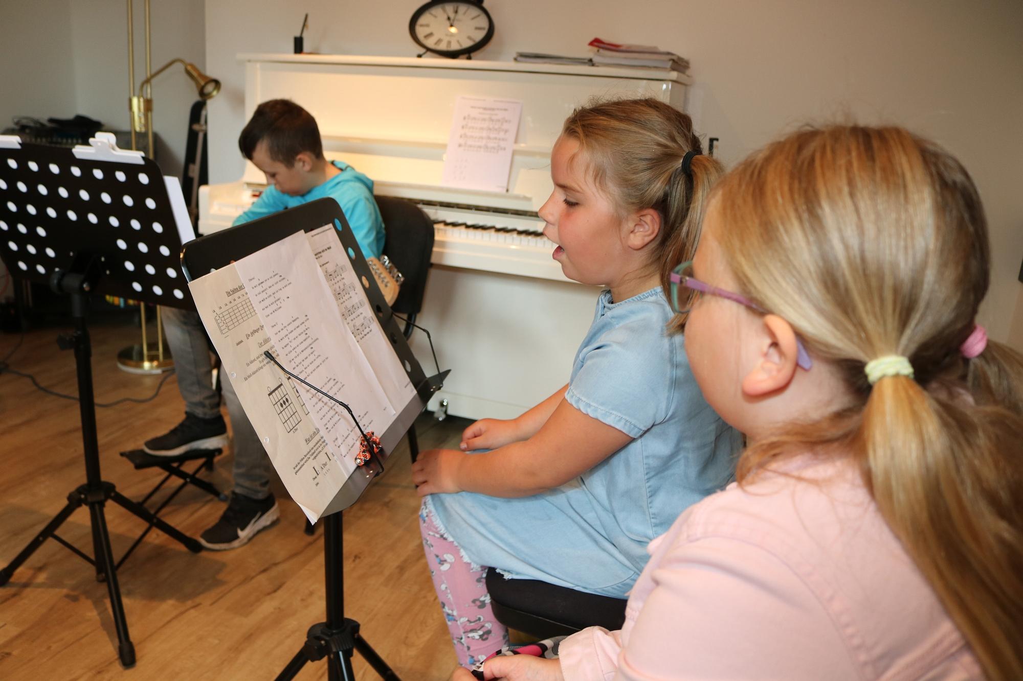 202007 Bandprobe FP Musikschule Harmonie 4