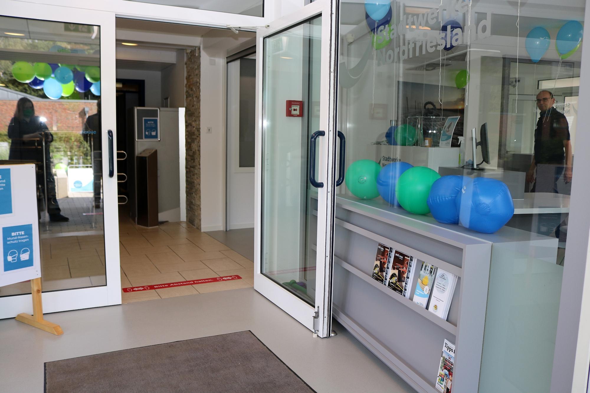 202009 Eröffnung Kundenbüro SWNF 4