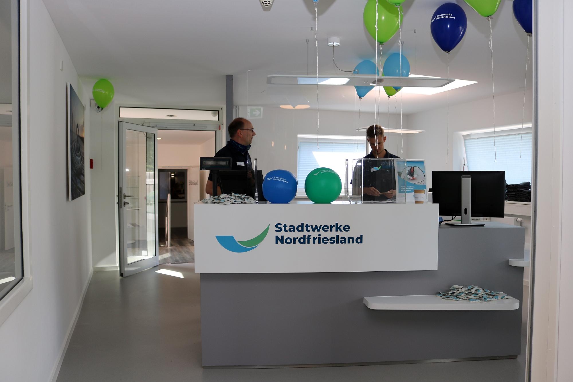 202009 Eröffnung Kundenbüro SWNF 5