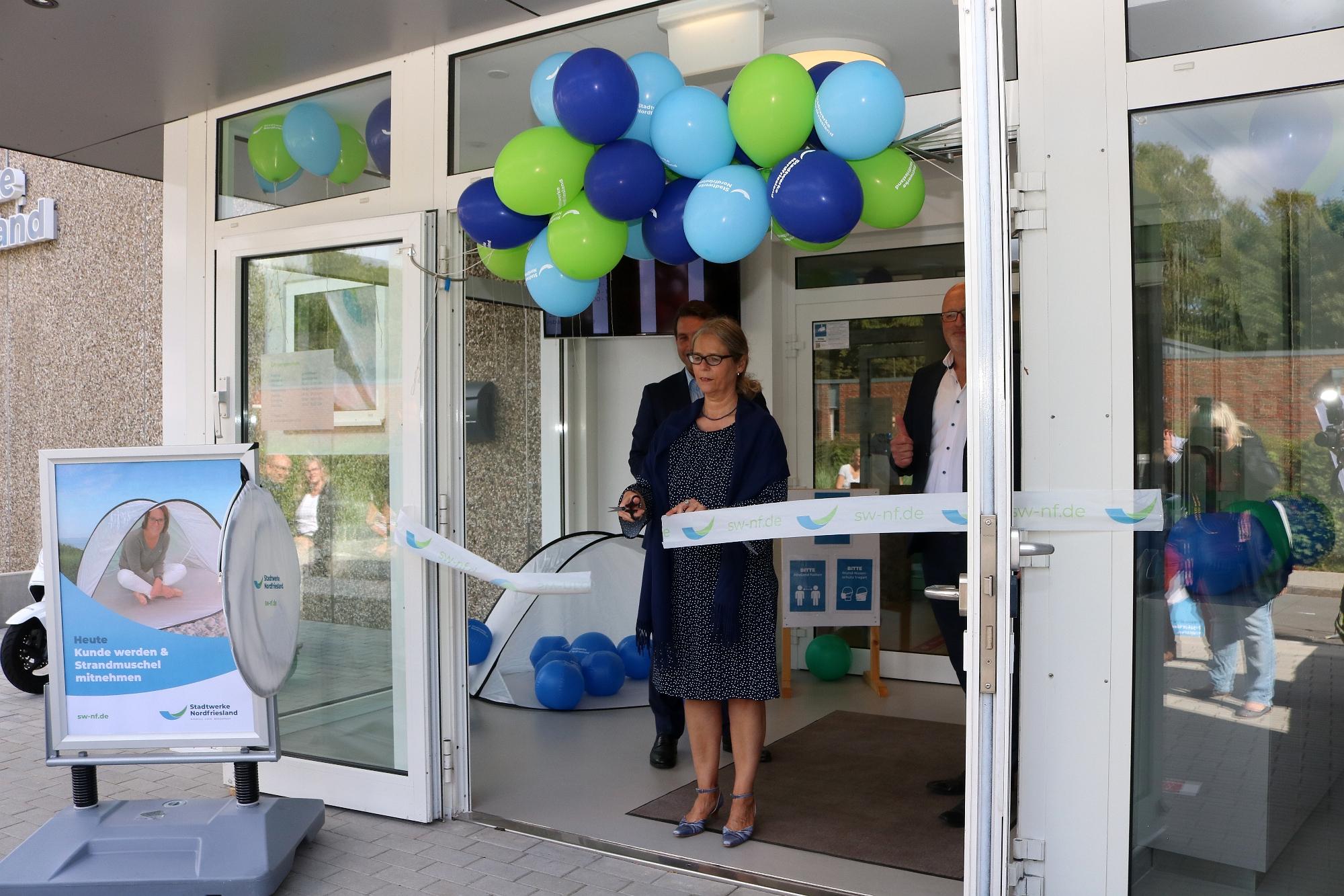 202009 Eröffnung Kundenbüro SWNF 7