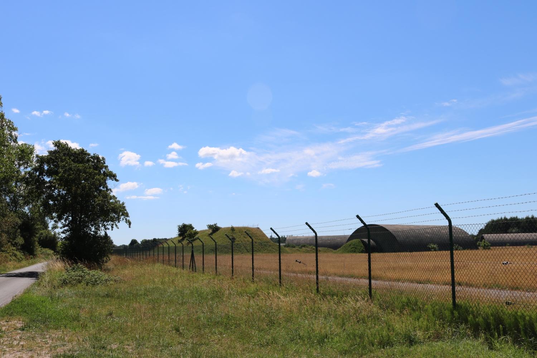 Abschnitt Abstecher Fliegerhorst