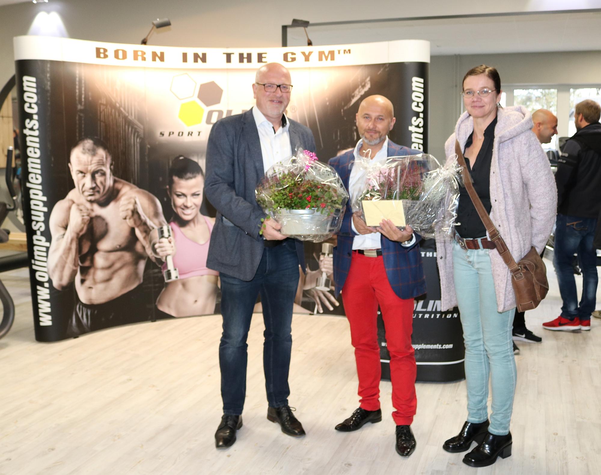 HGV und Gemeinde gratulieren zur Eröffnung