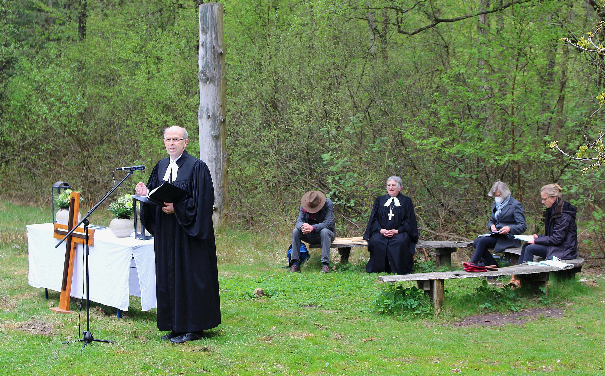 Himmelfahrt 2021 - 8 web Bildrecht Ev. Kirchengemeinde Leck