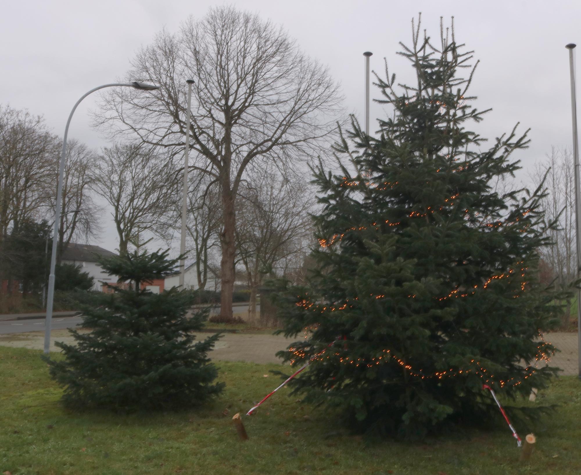 O Tannenbaum Alte Schule Oster-Schnatebüll